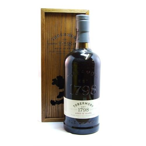 Tobermory 15 years old 46.3% 70cl Image 1