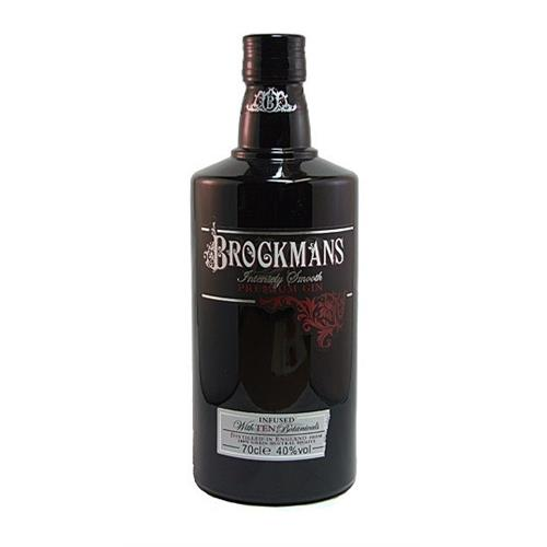 Brockmans Premium Gin 40% 70cl Image 1