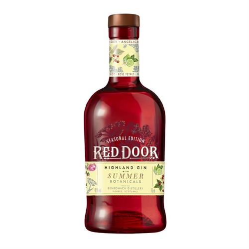 Red Door Highland Gin Summer Edition 70cl Image 1