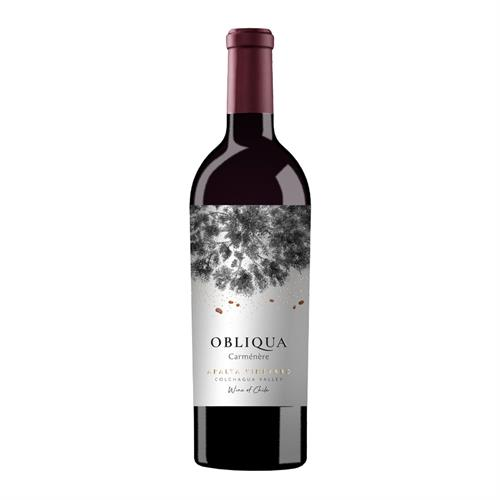 Ventisquero Obliqua Apalta Vineyard Carmenere 2017 75cl Image 1