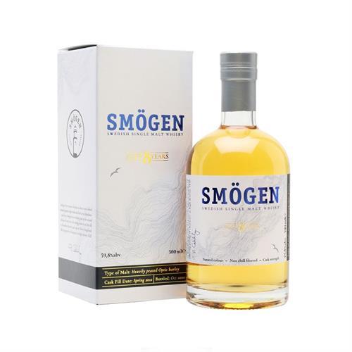 Smogen 8 Year Old Single Malt 50cl Image 1