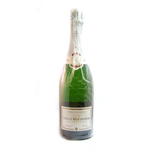 Roederer Carte Blanche Demi-sec Champagne 12% 75cl Image 1