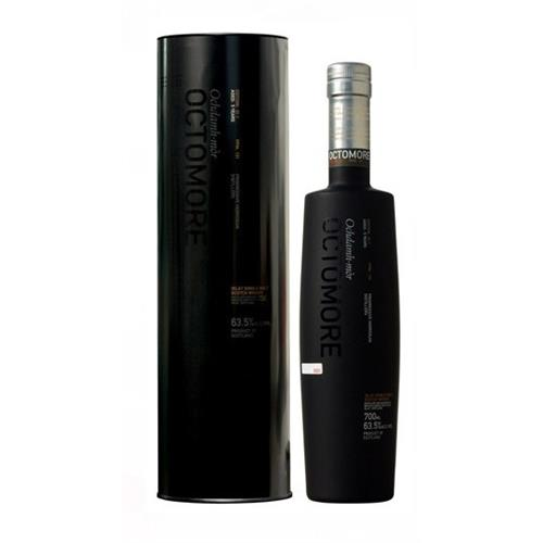 Octomore 63.5% vol 01.1 5 years old Image 1
