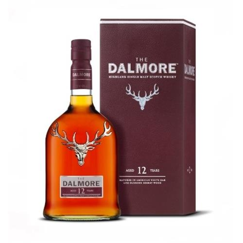 Dalmore 12 years old 40% 70cl Image 1