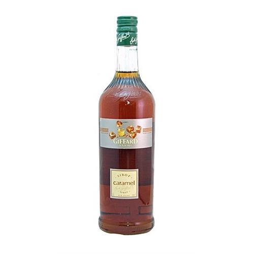 Giffard Caramel Syrup 100cl Image 1