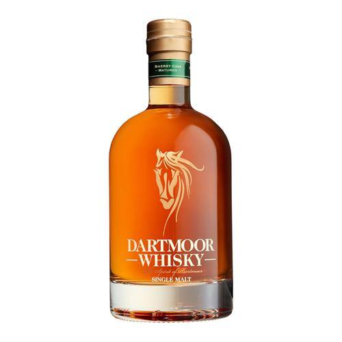 Dartmoor 3 Year Old Whisky Sherry Cask 70cl Image 1