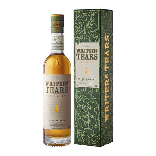 Writers Tears Copper Pot Irish Whiskey 70cl Image 1