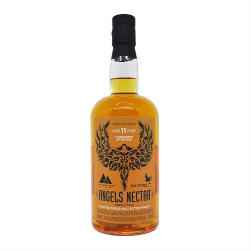 Angels Nectar Cairngorms Second Edition Single Malt Whisky 70cl Image 1