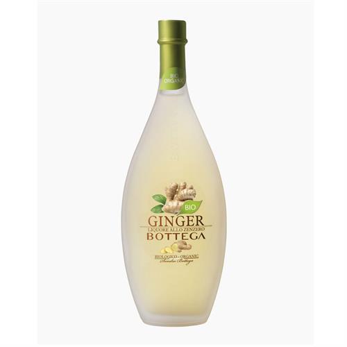 Bottega Ginger Liqueur Bio Organic 20% 50cl Image 1