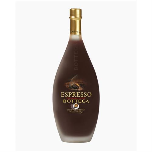 Bottega Espresso Liqueur 20% 50cl Image 1