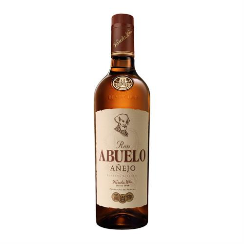 Ron Abuelo Anejo Rum 40% 70cl Image 1