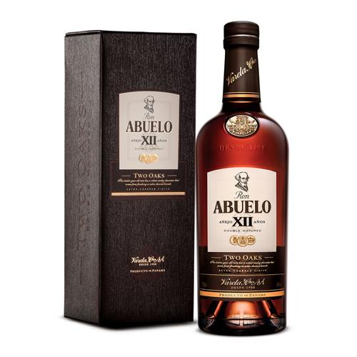 Ron Abuelo XII Two Oaks Rum 70cl Image 1