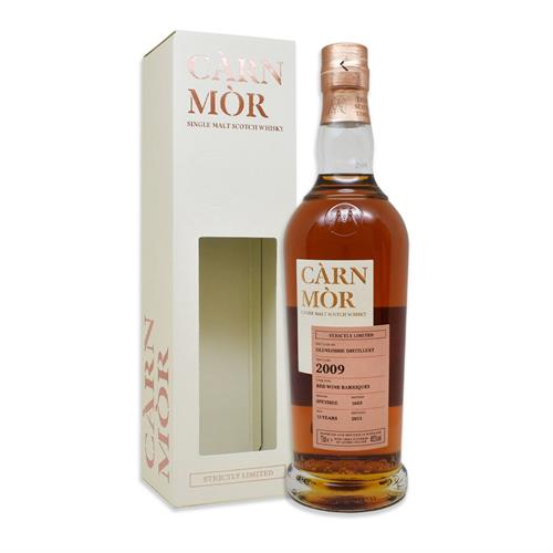 Carn Mor Glenlossie 2009 12 Year Old 47.5% 70cl Image 1