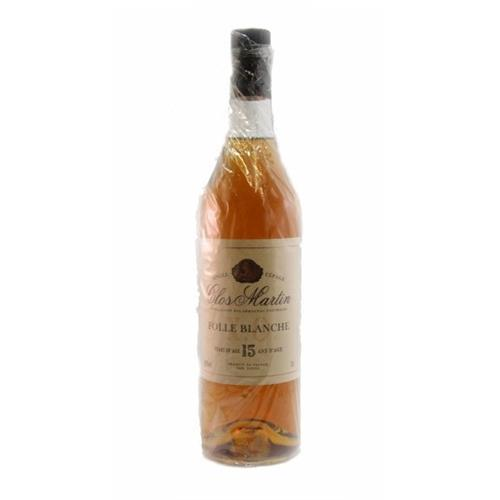 Clos Martin 15 years old Armagnac Folle Blanche 40% 70cl Image 1