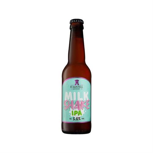 St Austell Brewery Milkshake IPA 5.8% 330ml Image 1