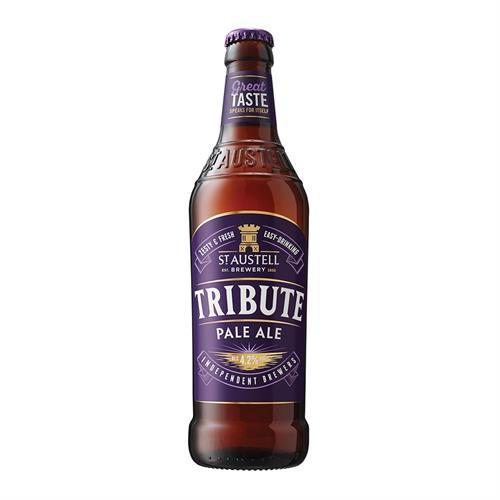 Tribute Cornish Ale 500ml Image 1