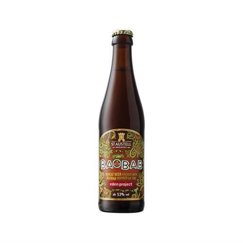 St Austell Baobab Wheat Beer 330ml Image 1