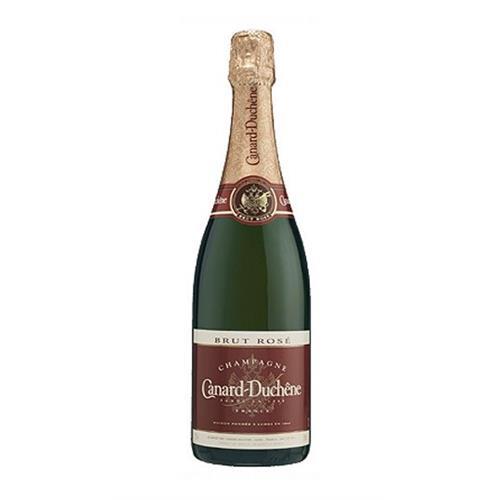 Canard Duchene Brut Rose Champagne 12% 75cl Image 1