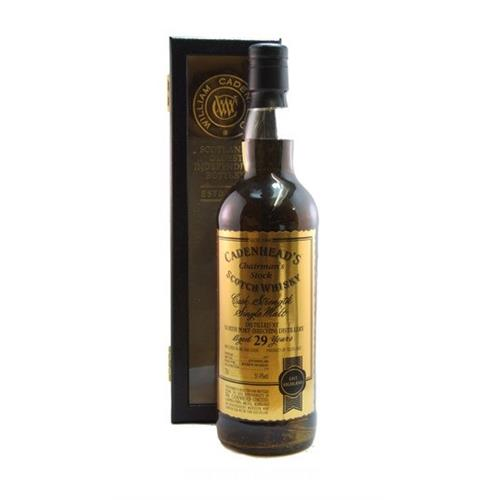 North Port Brechin 29 years old 1977 Cadenheads 70cl Image 1