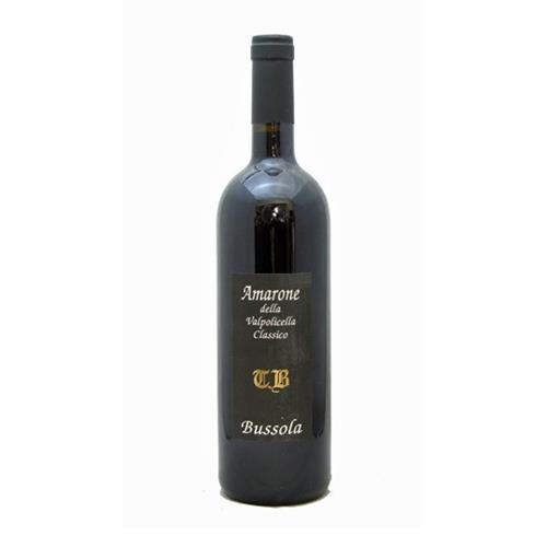 Amarone Classico 2008/10 Tommaso Bussola 75cl Image 1
