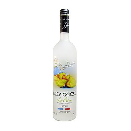 Grey Goose Pear Vodka 40% 70cl Image 1