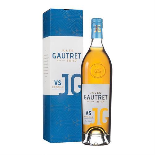 Jules Gautret VS Cognac 70cl Image 1