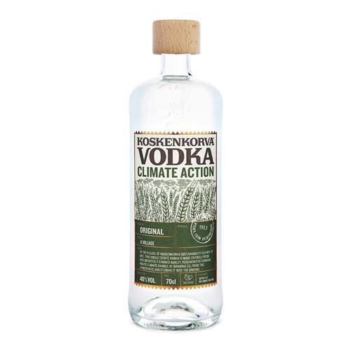 Koskenkorva Climate Action Plain Vodka 70cl Image 1