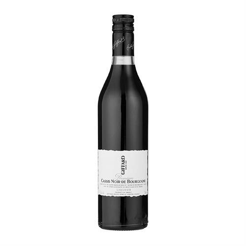 Giffard Premium Cassis Noir de Bourgogne 20% 70cl Image 1