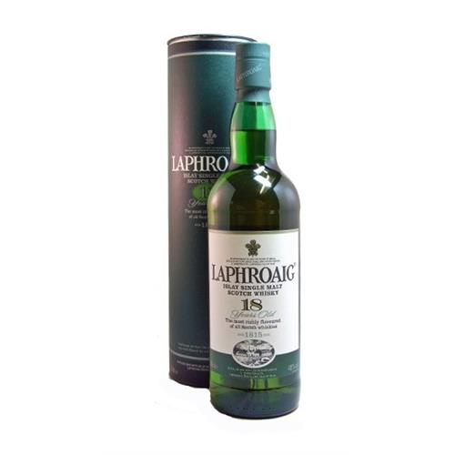 Laphroaig 18 years old 70cl Image 1
