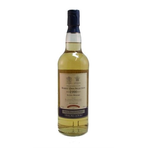 Bladnoch 1990 Berry's own 46% 70cl Image 1