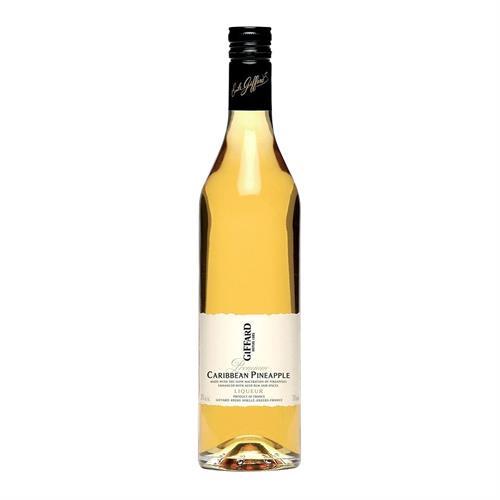 Giffard Premium Caribbean Pineapple Liqueur 20% 70cl Image 1
