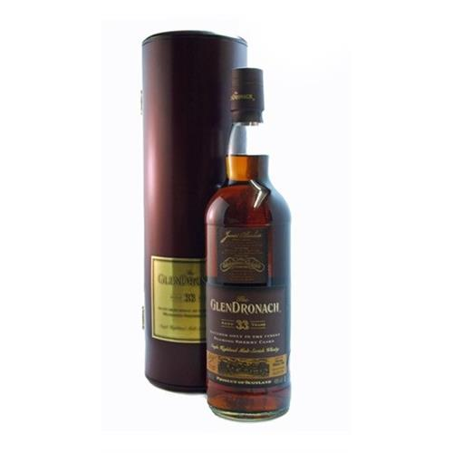 Glendronach 33 years Oloroso Sherry Cask 40% 70cl Image 1