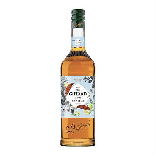Giffard Vanilla Syrup 100cl Image 1