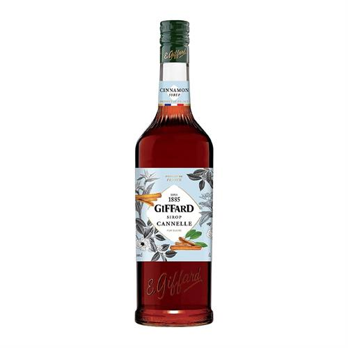 Giffard Cinnamon Syrup 100cl Image 1