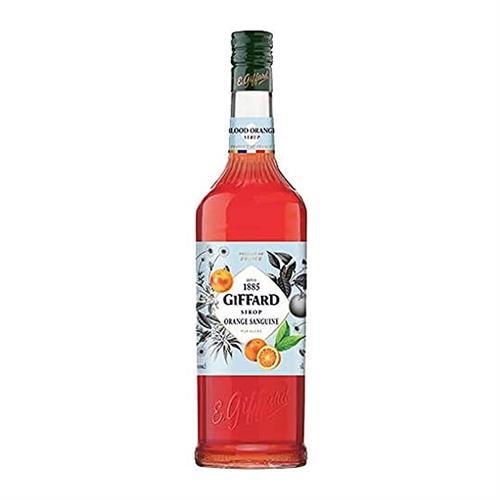 Giffard Blood Orange Syrup 100cl Image 1