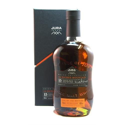Isle of Jura 15 years old 70cl Sacred Hill Image 1