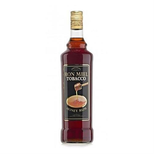 Antonio Nadal Ron Miel Tobacco Rum Liqueur 70cl Image 1