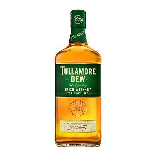 Tullamore Dew Irish Whiskey 40% 70cl Image 1