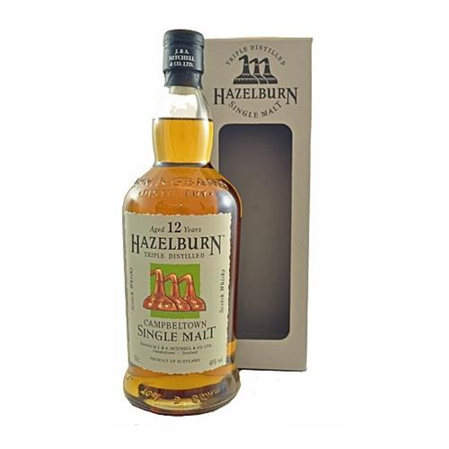 Hazelburn 12 years old 46% 70cl Image 1