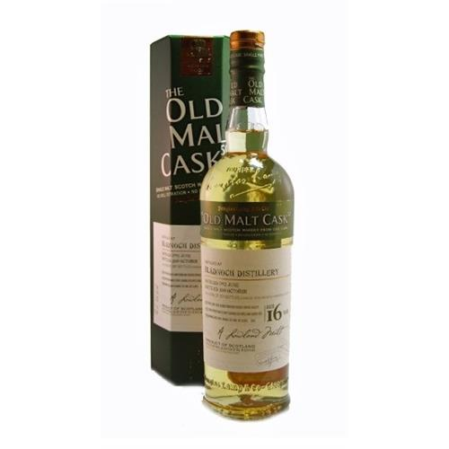 Bladnoch 16 years old 1992 Old Malt Cask 50% 70cl Image 1