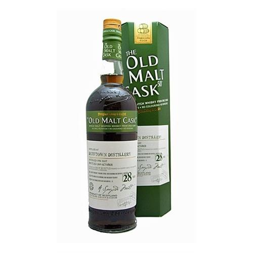 Dufftown 1980 28 years old Old Malt Cask 50% 70cl Image 1