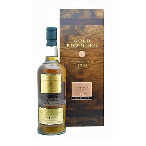 Gold Bowmore 44 years old 1964 42.4% 70cl Image 1