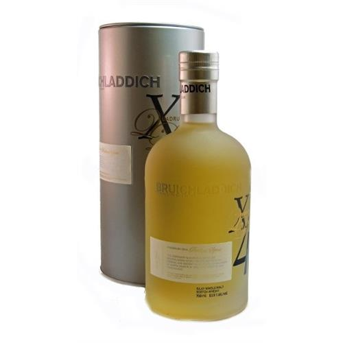 Bruichladdich X4 + 3years 63.5% 70cl Image 1