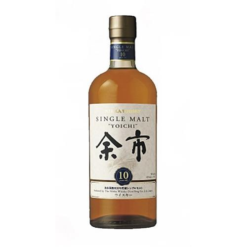 Nikka Yoichi 10 years old 45% 70cl Image 1
