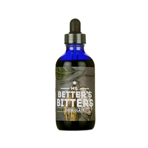 Ms. Betters Chocolate Bitters 120ml Image 1