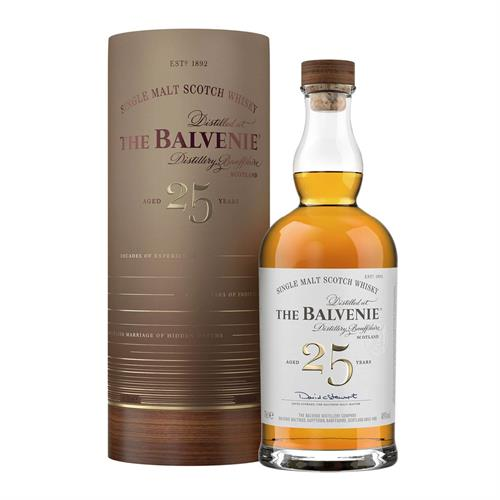 Balvenie 25 Year Old Rare Marriages Single Malt Whisky 70cl Image 1