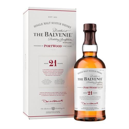 The Balvenie Portwood 21 Year Old Single Malt 70cl Image 1