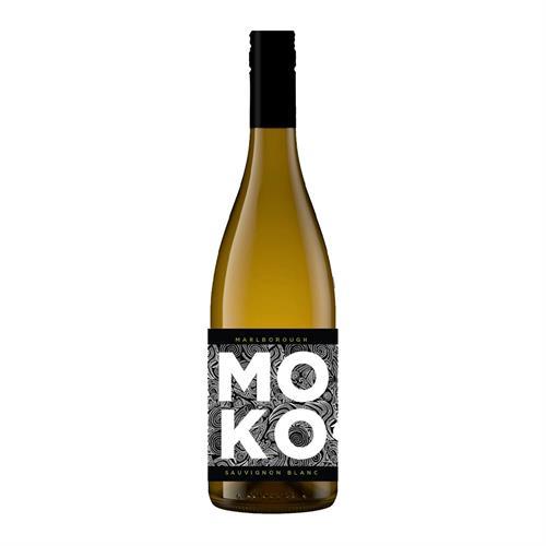 Moko Black Sauvignon Blanc 2020 75cl Image 1
