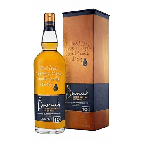 Benromach 10 years old 43% 70cl Image 1