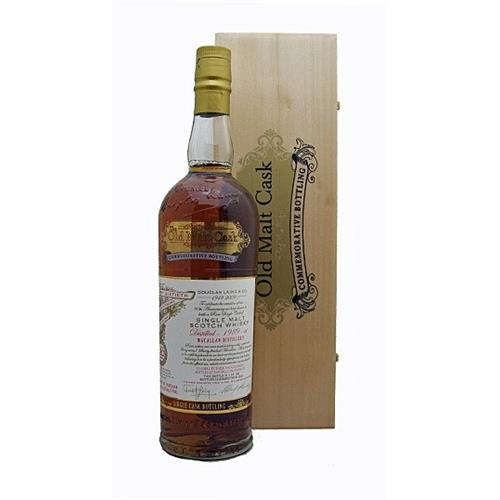 Macallan 1989 20 years Douglas Laing 60th Anniversary 54.3% 70cl Image 1
